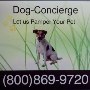 Dog Concierge