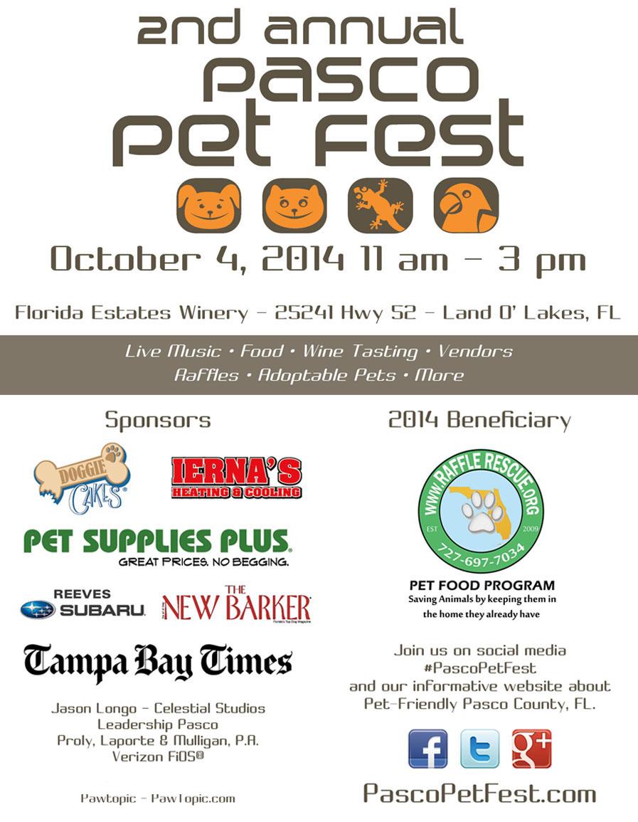Download our Pasco Pet Fest Flyer