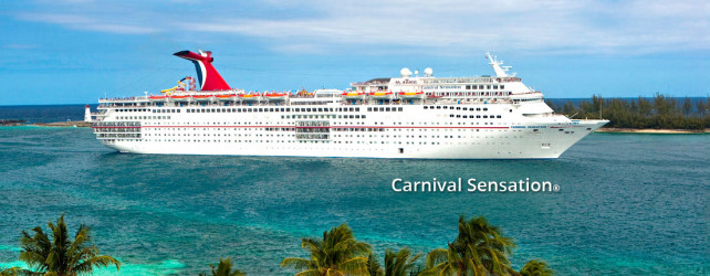 Win a Carnival Sensation Cruise to the Bahamas